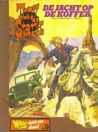 Cover Thumbnail for Wham! Album (Harko Magazines, 1979 series) #9 - Tony Stark: De jacht op de koffer
