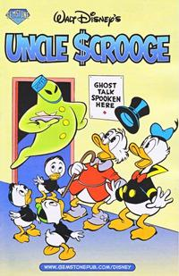 Cover Thumbnail for Walt Disney's Uncle Scrooge [Giveaway] (Gemstone, 2007 series)