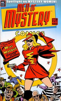 Cover Thumbnail for Men of Mystery Comics (AC, 1999 series) #68