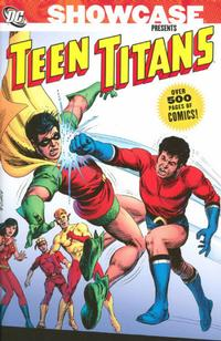 Cover Thumbnail for Showcase Presents: Teen Titans (DC, 2006 series) #2