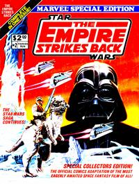 Cover Thumbnail for Marvel Special Edition Featuring Star Wars: The Empire Strikes Back (Marvel, 1980 series) #2