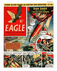Cover for Eagle (Hulton Press, 1950 series) #v6#47