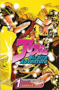 Cover Thumbnail for Jojo's Bizarre Adventure (Viz, 2005 series) #1