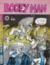 Cover Thumbnail for Bogeyman Comics (San Francisco Comic Book Company, 1969 series) #2