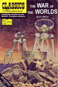 Cover Thumbnail for Classics Illustrated (Jack Lake Productions Inc., 2005 series) #124