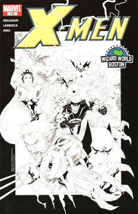 Cover Thumbnail for X-Men #175 Wizard World Boston Edition (Marvel; Wizard, 2005 series)