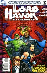 Cover Thumbnail for Countdown Presents: Lord Havok & the Extremists (DC, 2007 series) #2
