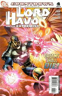 Cover Thumbnail for Countdown Presents: Lord Havok & the Extremists (DC, 2007 series) #4