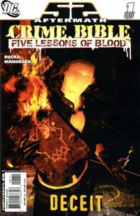 Cover Thumbnail for Crime Bible: The Five Lessons (DC, 2007 series) #1
