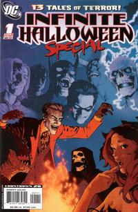 Cover Thumbnail for DC Infinite Halloween Special (DC, 2007 series) #1