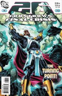 Cover for Countdown (DC, 2007 series) #26