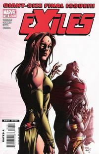 Cover Thumbnail for Exiles (Marvel, 2001 series) #100 [Direct Edition]