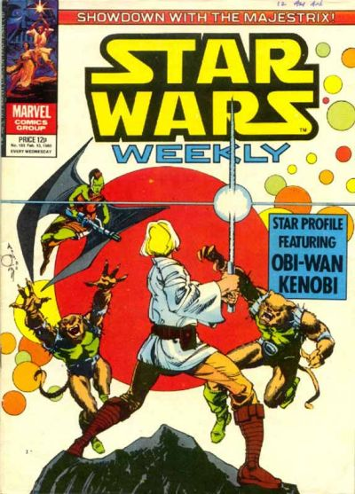 Cover for Star Wars Weekly (Marvel UK, 1978 series) #103