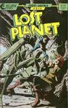 Cover for Lost Planet (Eclipse, 1987 series) #2