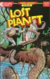 Cover for Lost Planet (Eclipse, 1987 series) #3