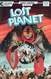 Cover for Lost Planet (Eclipse, 1987 series) #4