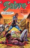 Cover for Sabre (Eclipse, 1982 series) #8