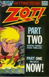 Cover for Zot! (Eclipse, 1984 series) #20
