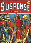 Cover for Suspense Comics (Temerson / Helnit / Continental, 1943 series) #3