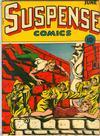 Cover for Suspense Comics (Temerson / Helnit / Continental, 1943 series) #4
