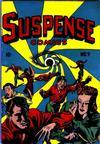 Cover for Suspense Comics (Temerson / Helnit / Continental, 1943 series) #9