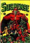 Cover for Suspense Comics (Temerson / Helnit / Continental, 1943 series) #11