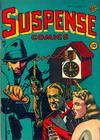Cover for Suspense Comics (Temerson / Helnit / Continental, 1943 series) #12