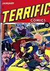 Cover for Terrific Comics (Temerson / Helnit / Continental, 1944 series) #1