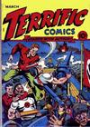 Cover for Terrific Comics (Temerson / Helnit / Continental, 1944 series) #2