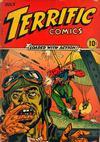 Cover for Terrific Comics (Temerson / Helnit / Continental, 1944 series) #4