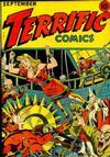 Cover for Terrific Comics (Temerson / Helnit / Continental, 1944 series) #5