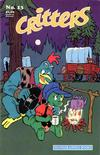 Cover for Critters (Fantagraphics, 1986 series) #13