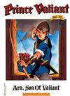 Cover for Prince Valiant (Fantagraphics, 1984 series) #30 - Arn, Son of Valiant