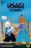 Cover for Usagi Yojimbo (Fantagraphics, 1987 series) #2