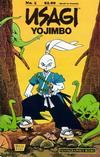 Cover for Usagi Yojimbo (Fantagraphics, 1987 series) #5