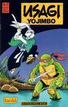 Cover for Usagi Yojimbo (Fantagraphics, 1987 series) #10