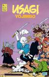 Cover for Usagi Yojimbo (Fantagraphics, 1987 series) #11