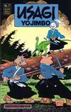 Cover for Usagi Yojimbo (Fantagraphics, 1987 series) #17