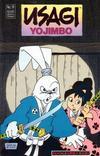 Cover for Usagi Yojimbo (Fantagraphics, 1987 series) #19