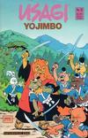 Cover for Usagi Yojimbo (Fantagraphics, 1987 series) #28