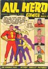 Cover for All Hero Comics (Fawcett, 1943 series) #1