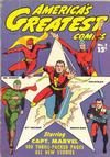 Cover for America's Greatest Comics (Fawcett, 1941 series) #2