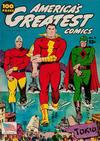 Cover for America's Greatest Comics (Fawcett, 1941 series) #3