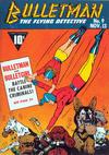 Cover for Bulletman (Fawcett, 1941 series) #9