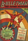 Cover for Bulletman (Fawcett, 1941 series) #15