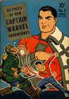 Cover for Captain Marvel Adventures (Fawcett, 1941 series) #2