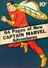 Cover for Captain Marvel Adventures (Fawcett, 1941 series) #[1]