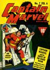 Cover for Captain Marvel Adventures (Fawcett, 1941 series) #7