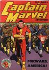 Cover for Captain Marvel Adventures (Fawcett, 1941 series) #8