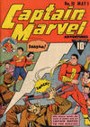 Cover for Captain Marvel Adventures (Fawcett, 1941 series) #10